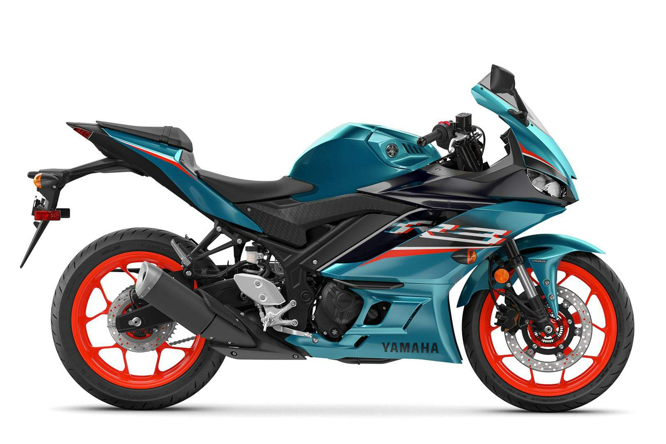 Yamaha YZF-R 3 technical specifications